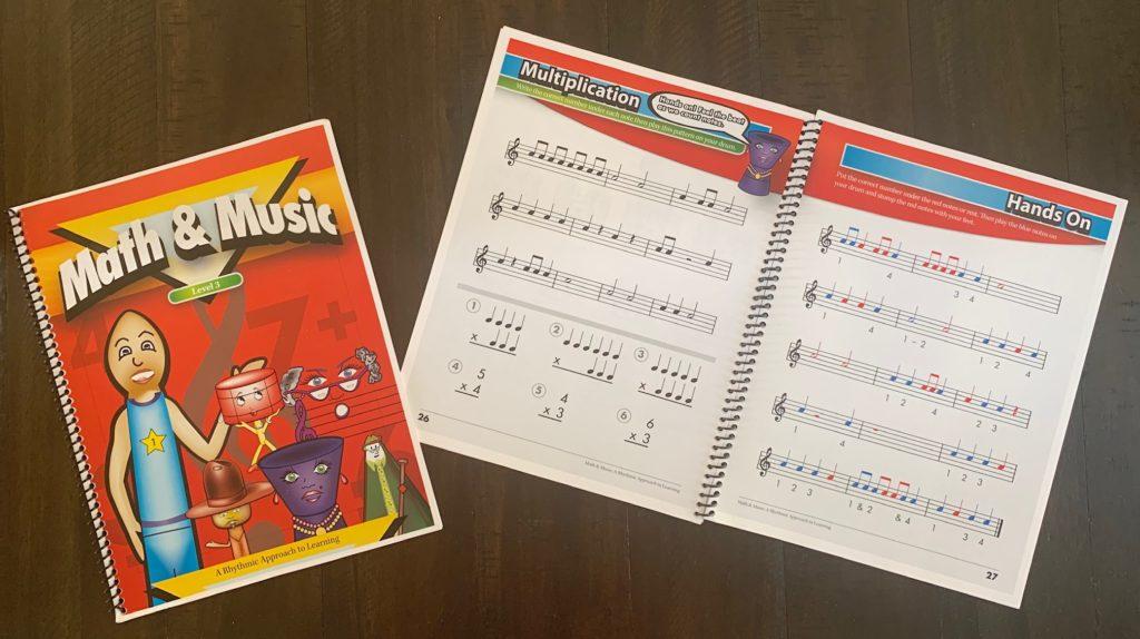 Math&Music Level 3, $10